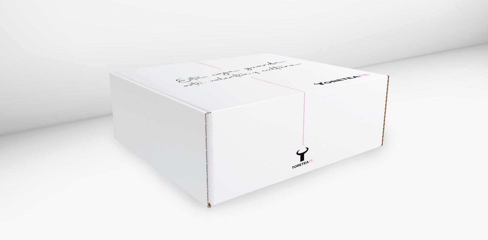 Packaging Toreteate