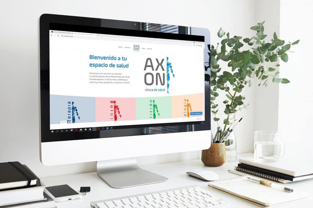 Página Web Axon