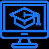 Formacion para empresas de Lowe Marketing_azul